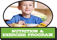 NUTRITION & EXERCISE PROGRAM